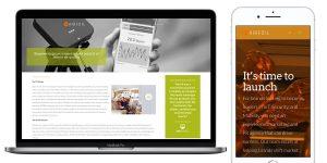 Airfoil Group WordPress Website