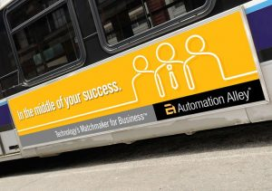 Automation Alley Advertising