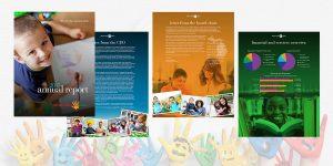 Detroit Institute for Children Brand Design
