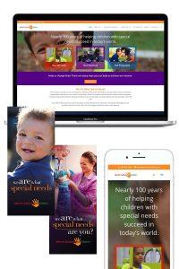 Detroit Institute for Children Marketing and Design