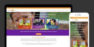 Detroit Institute for Children WordPress Website