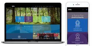 DTE WordPress Website Design