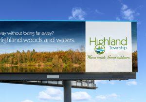 Highland Township Brand Design