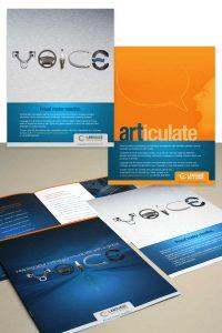 Language Arts and Science Marketing Design