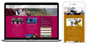Michigan Humane Website Design