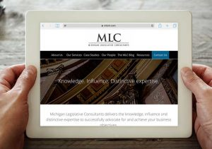 MLC WordPress Website