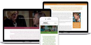 MLC WordPress Website Design