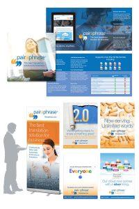 Pairaphrase Marketing Design