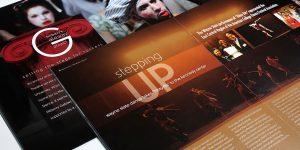 Wayne State Publication Design