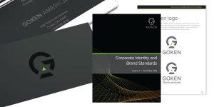 Goken Brand and Marketing Design